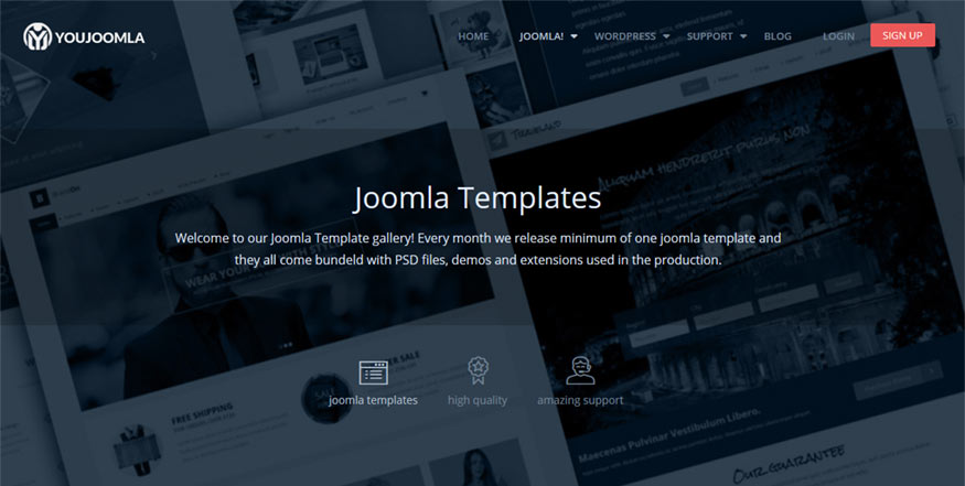Introducing Youjoomla v5