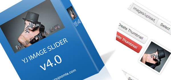 YJ Image Slider - An amazing Joomla Extension