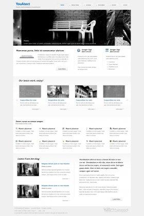 YouAtect- Architect Portfolio Joomla Template
