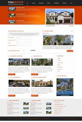 YouEstate - Real Estate Joomla Template