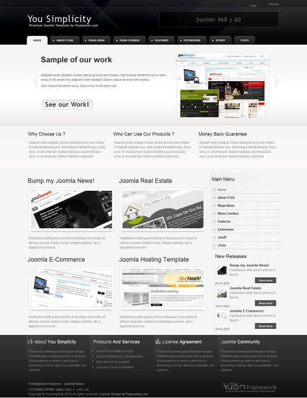 YouSimplicity - Joomla Made Simple