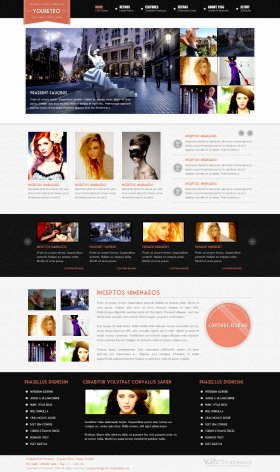 Youretro - Magazine Joomla Template