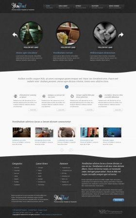 YouFact-Blog Joomla Template