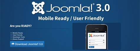 Joomla! 3.0 is out - What do you need to know?